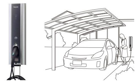 電気自動車用充電設備