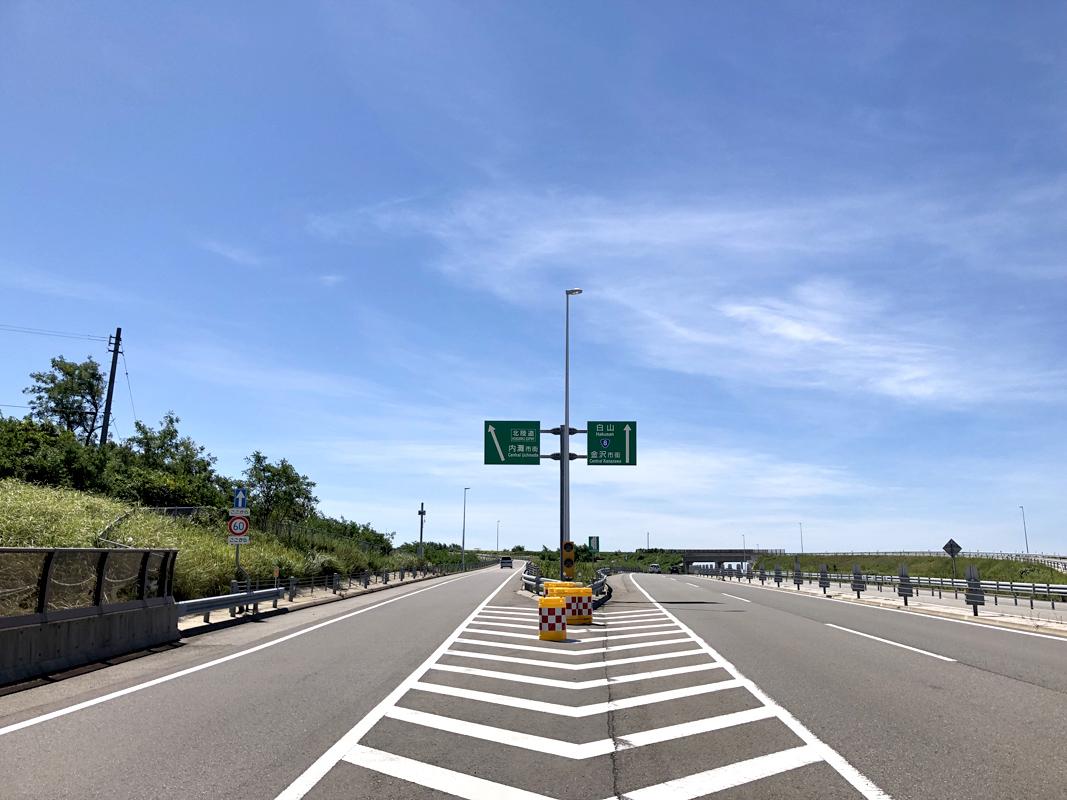 のと里山海道 直線化照明工事(石川県)